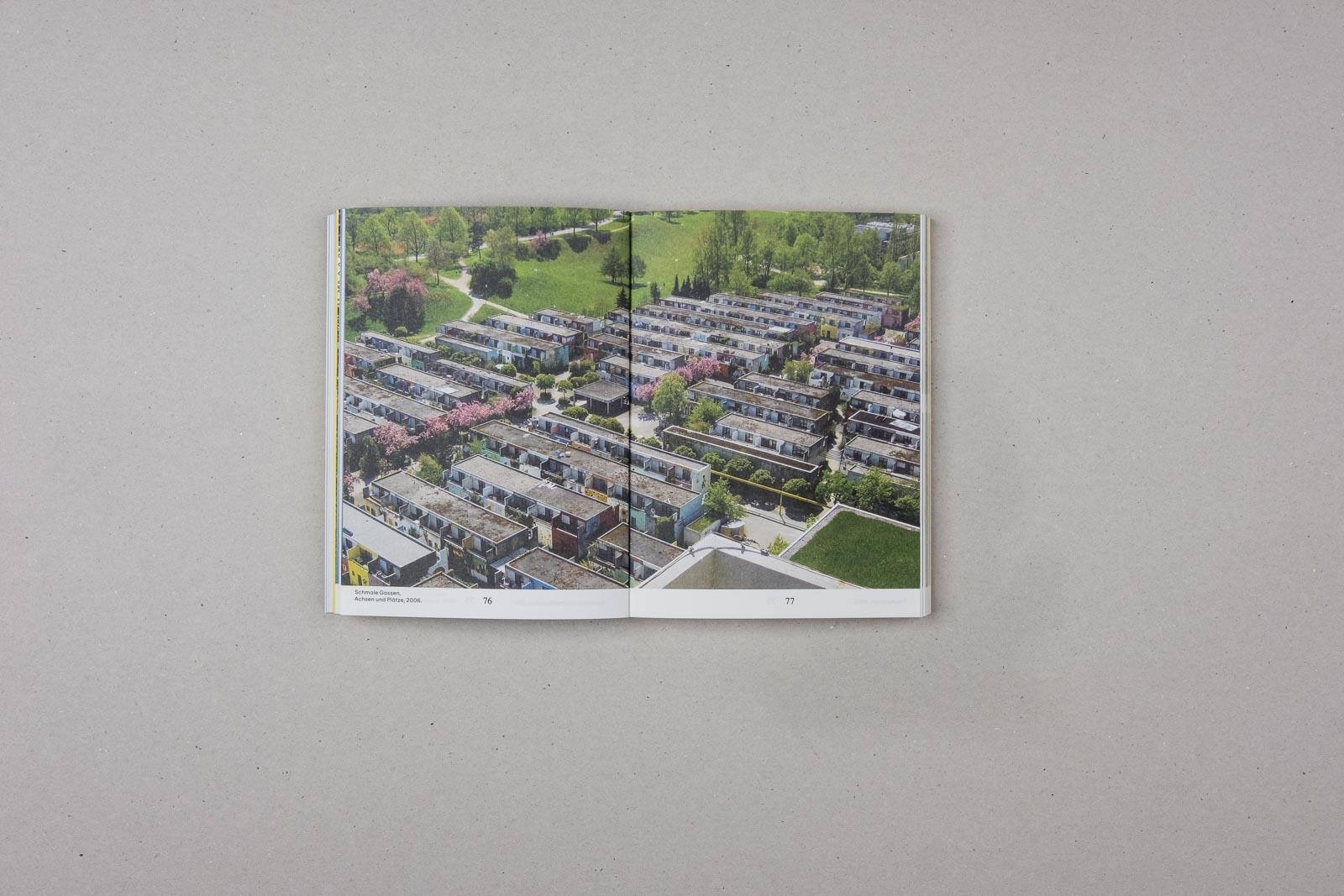 Das Buch «Stadtlandschaften» auf Seite 17 | Brainfire